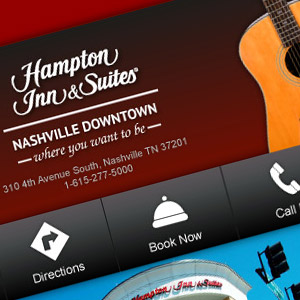 Hampton Inn Nashville Downtown hotel